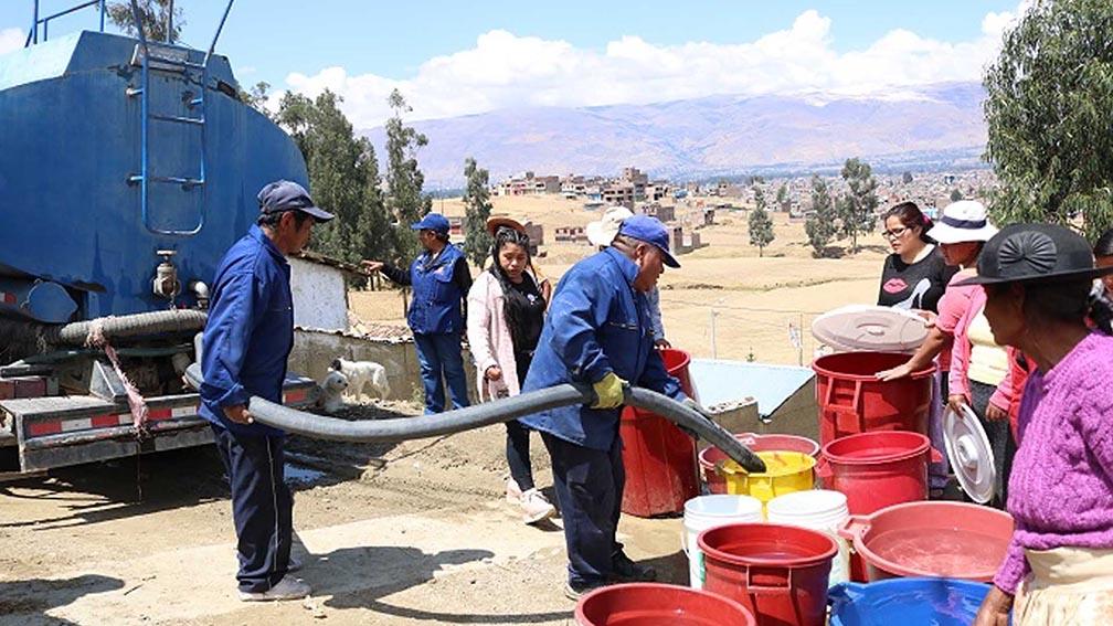 Los niños son los más afectados frente a la inseguridad alimentaria e insuficiencia de redes de saneamiento y agua potable