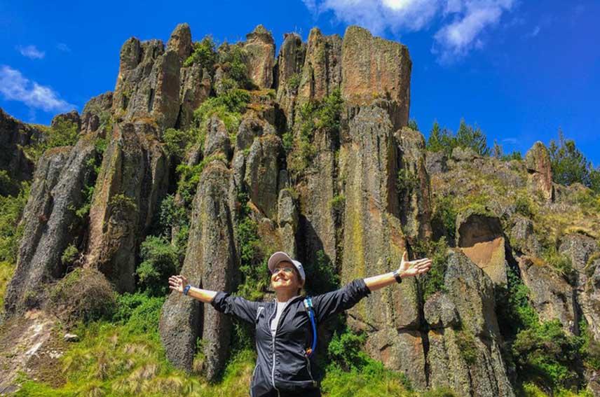 Cumbemayo en Cajamarca, es un hermoso destino nacional