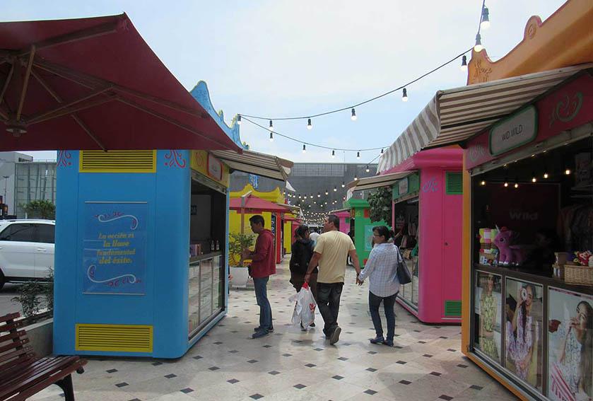 """El C.C. Jockey Plaza anunció el lanzamiento de la campaña """"Por los emprendedores"""", por medio de la cual se apoyará a 30 negocios"""