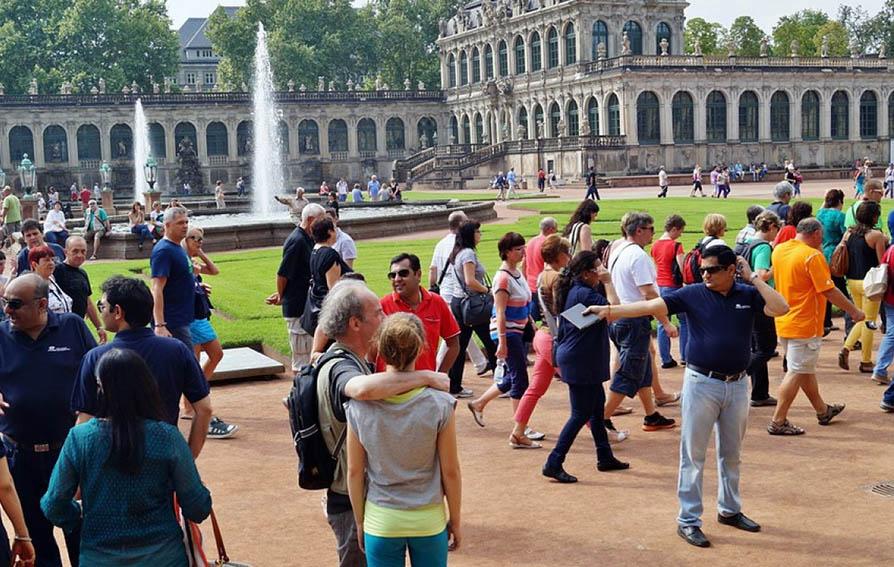 Turismo mundial tuvo 700 millones de viajeros menos entre enero y agosto por la COVID-19