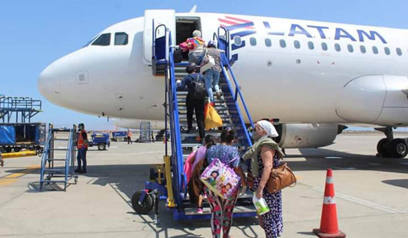 El presidente Martín Vizcarra informó que el próximo miércoles evaluarán la ampliación de nuevas rutas para los vuelos internacionales.