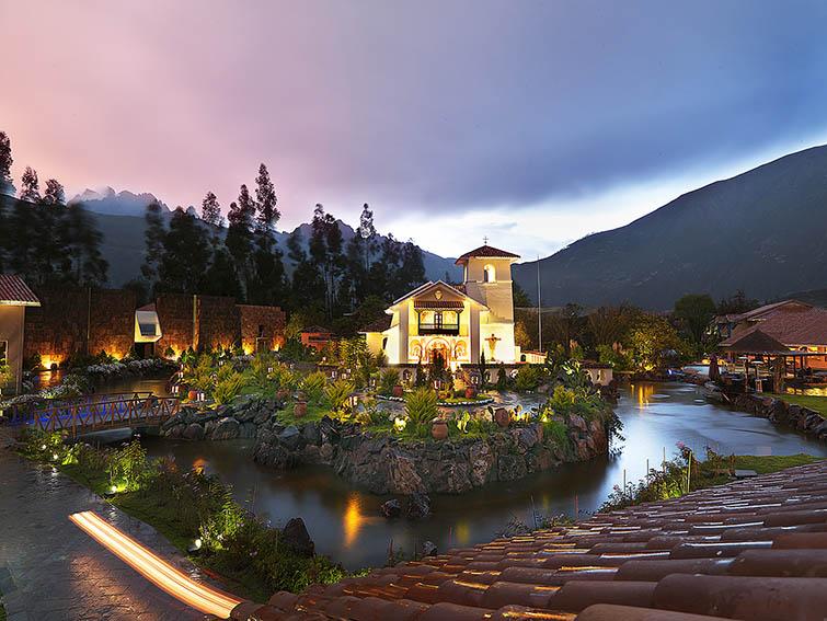 Unno Spa, del hotel Aranwa Sacred Valley Hotel & Wellness, fue galardonado como el mejor Spa de hotel del Perú en los World Spa Awards 2020