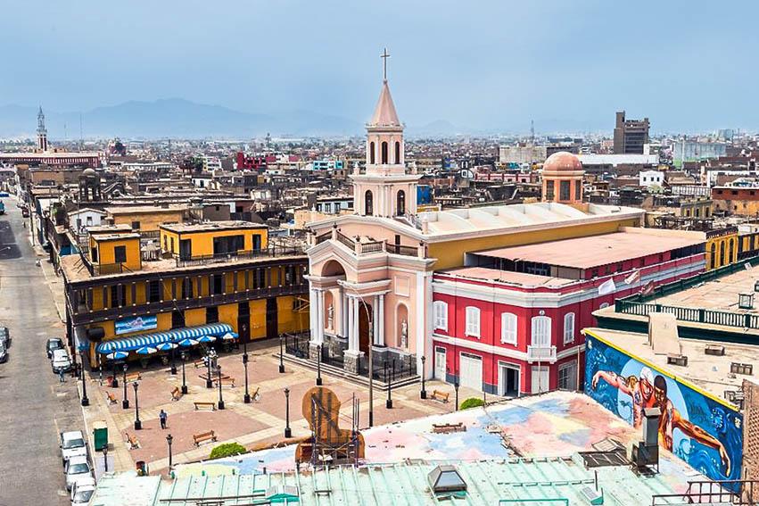 Plaza Matriz del Callao
