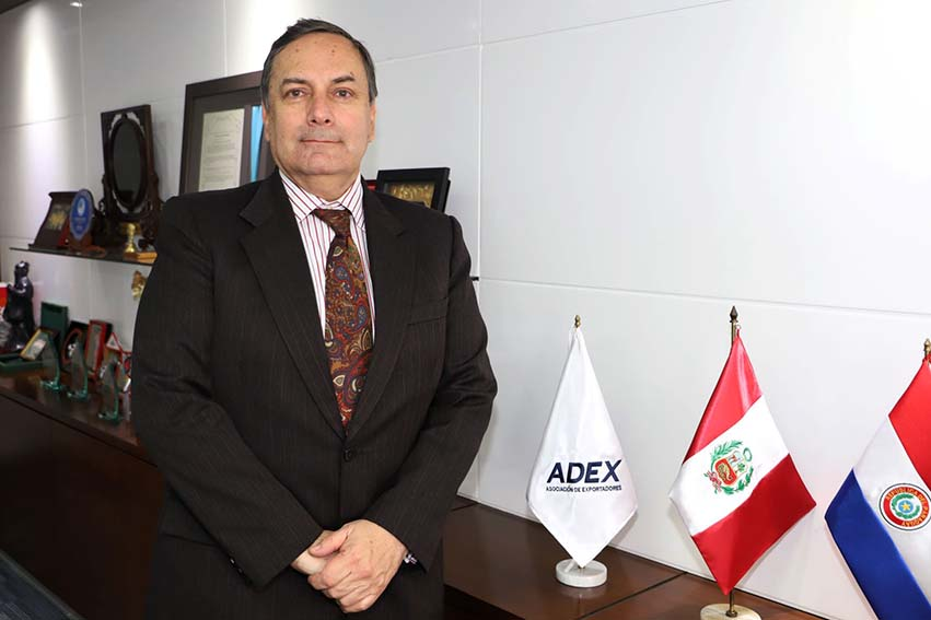 ADEX: Empresarios están comprometidos con el país