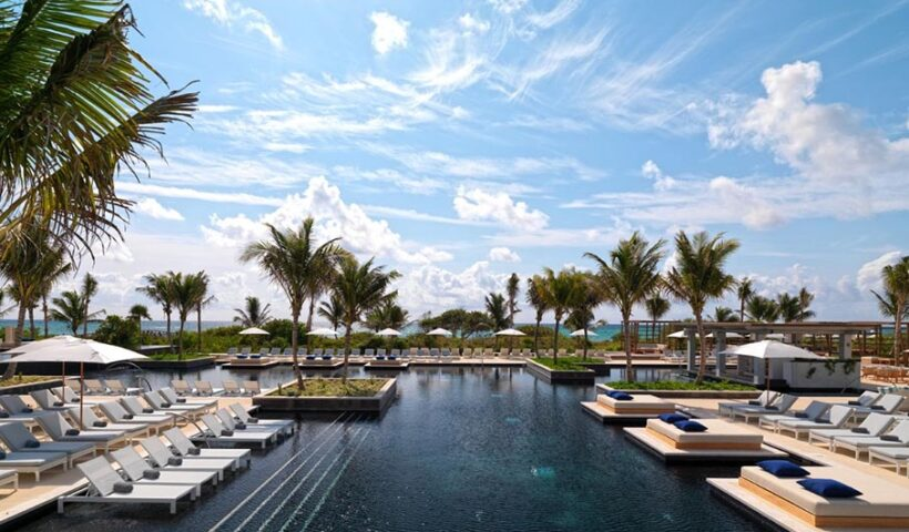 ÚNICO 20°87° Hotel Riviera Maya