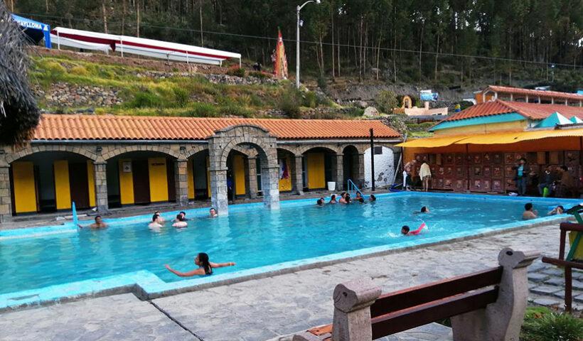 Aguas termales La Calera