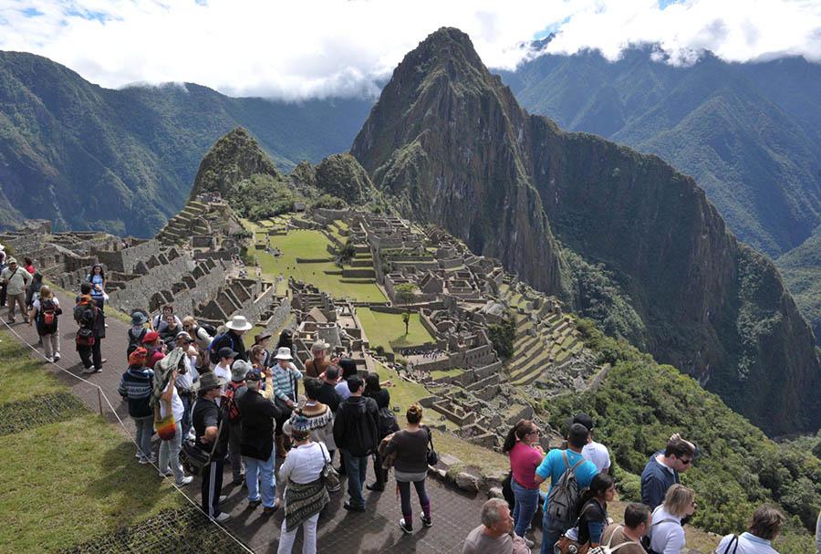 Santuario Histórico de Machu Picchu