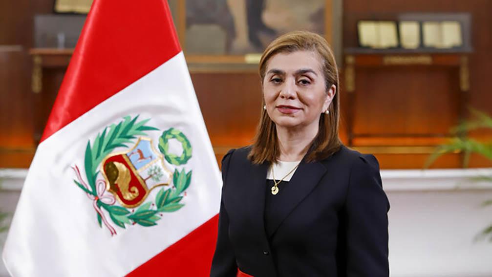 María Magdalena Seminario, ministra de Comercio Exterior y Turismo