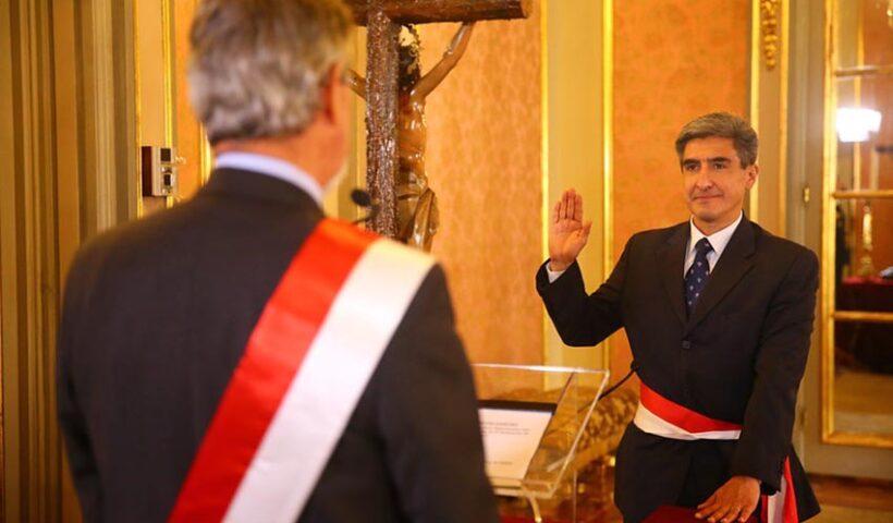 Alejandro Neyra Sánchez retorna al Ministerio de Cultura