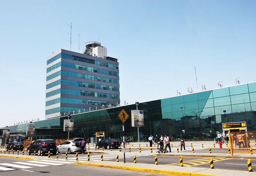 Aeropuerto Jorge Chávez registra hasta 82 vuelos diarios