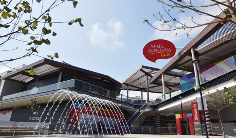 Mall Aventura abre su tercer centro comercial en Perú