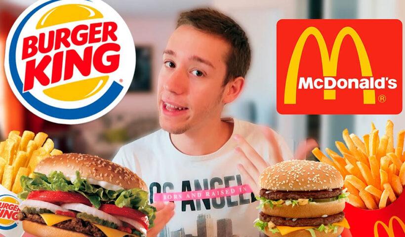 Burger King pide a clientes consumir en McDonald's