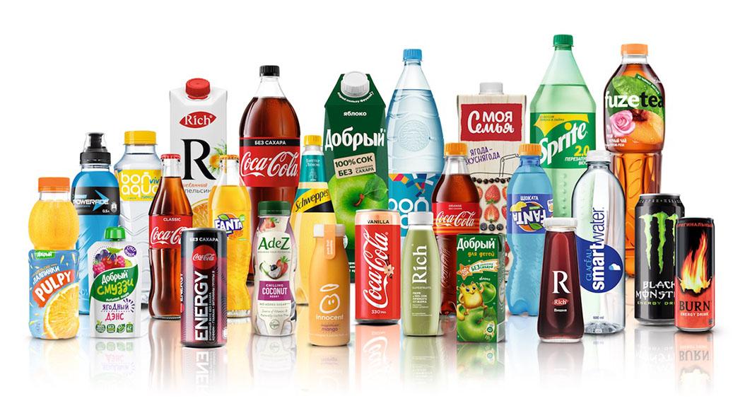 Coca-Cola eliminará la mitad de sus bebidas por la crisis