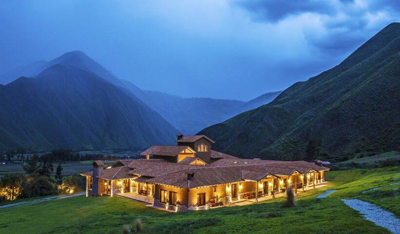 Inkaterra forma parte de la Sociedad de Hoteles del Perú (SHP)