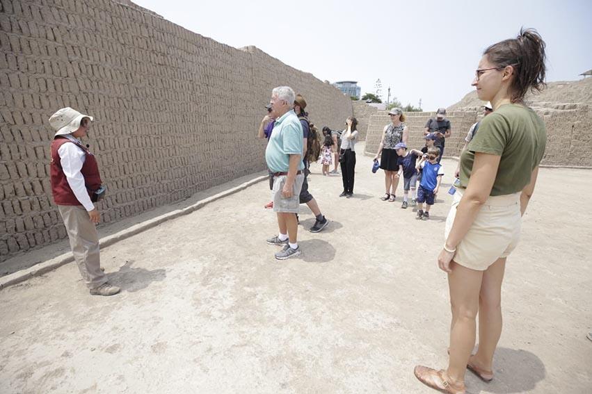 Menores de doce años podrán ingresar a museos y sitios arqueológicos