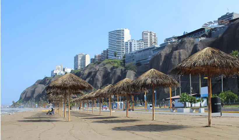 Playas de Miraflores saludables