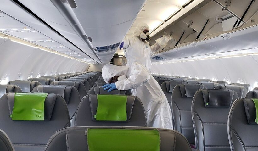 Líneas aéreas se preparan para el transporte de la vacuna conra el covid-19