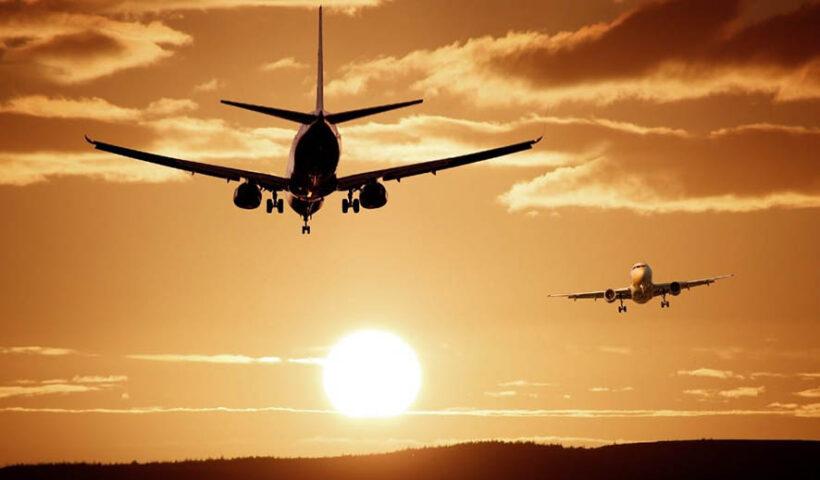 Viajes aéreos