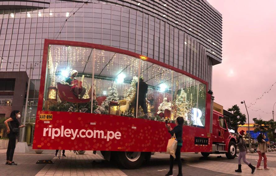 """La reconocida tienda por departamento presenta su campaña navideña """"La Magia nos une"""""""