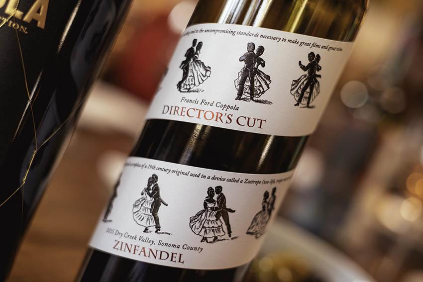 Marca de vinos del director de El Padrino llegó a Perú