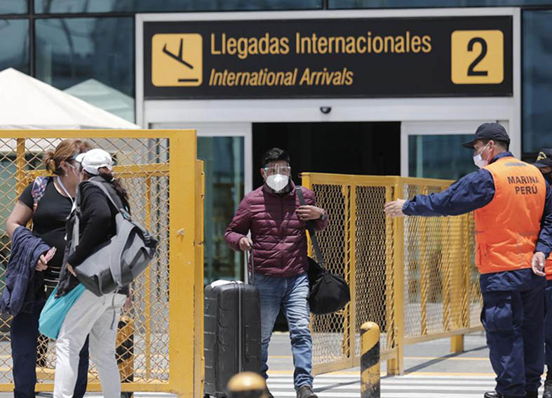 MTC prohíbe vuelos directos o con escala desde el Reino Unido hasta nuevo aviso