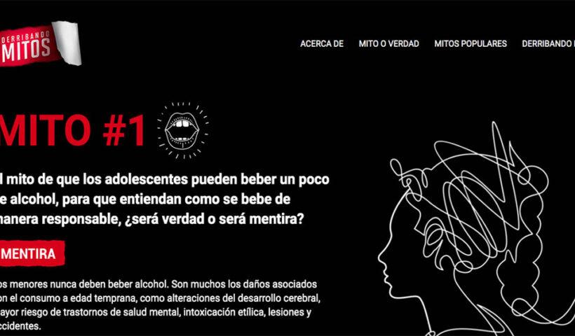 """""""Derribando mitos"""", una iniciativa de Destiladores Unidos del Perú"""
