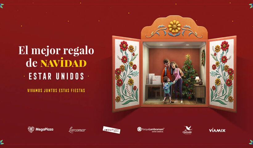 Vive la fiesta navideña junto a Parque Arauco en sus 20 centros comerciales a nivel nacional