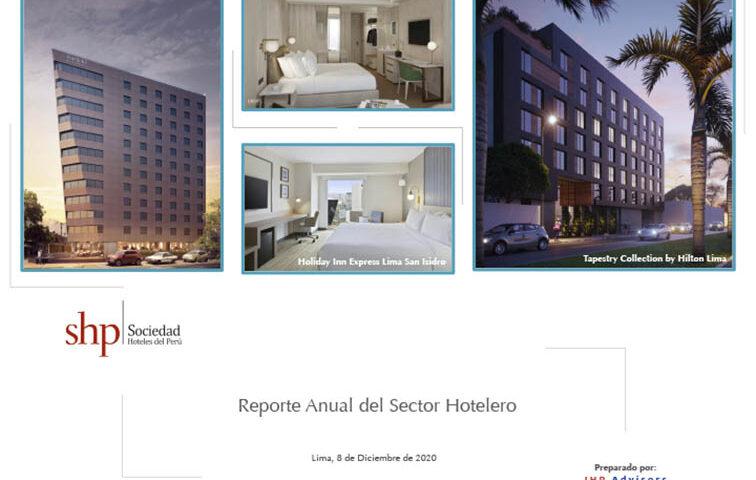 La Sociedad Hoteles del Perú presentó reporte anual