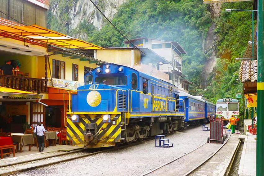 Dieron a conocer los horarios de ida y vuelta a Machu Picchu a través de trenes