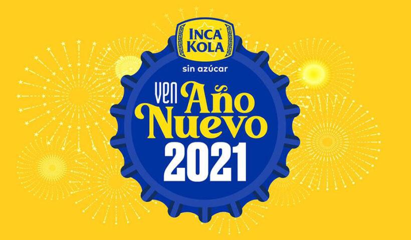 La fiesta de Año Nuevo la pone Inca Kola