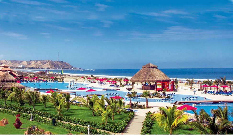 Unos 400 hoteles al norte del país se verían afectados por cierre de playas