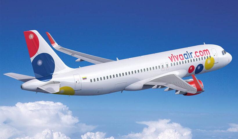 Viva Air reactiva su ruta internacional Lima-Medellín