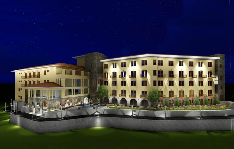 AndesMar Hotel & Suites – Región Junín