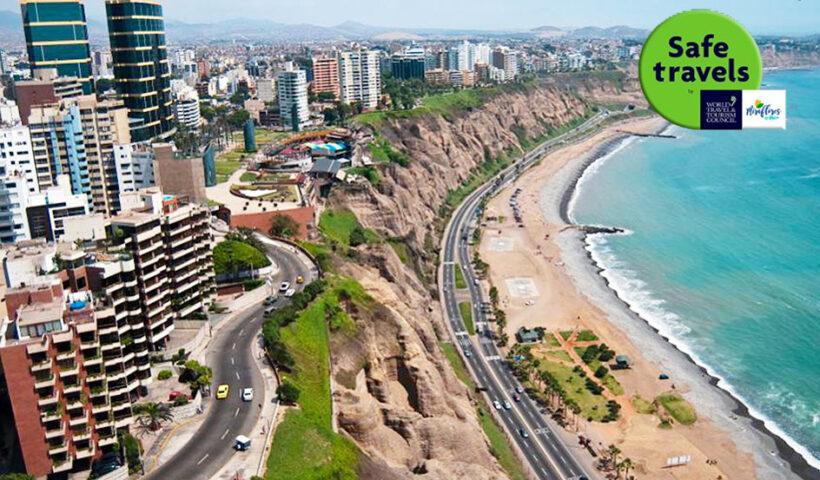 Entregan sello Safe Travels a 31 prestadores de servicios turísticos en Miraflores