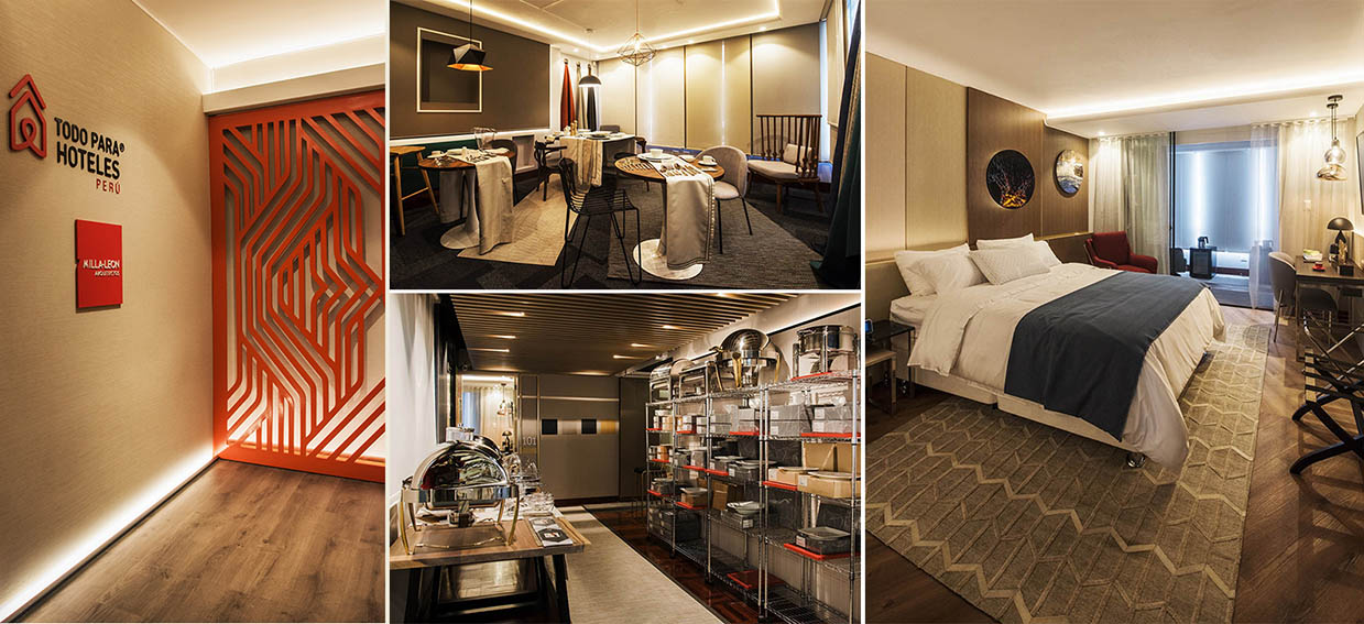 Showroom hotelero
