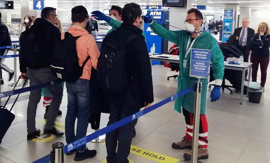 Cuarentena obligatoria para todos los viajeros que ingresen al Perú