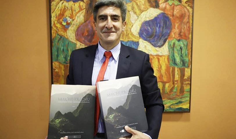 """El Ministerio de Cultura presentó el libro """"Machupicchu investigaciones Interdisciplinarias"""""""