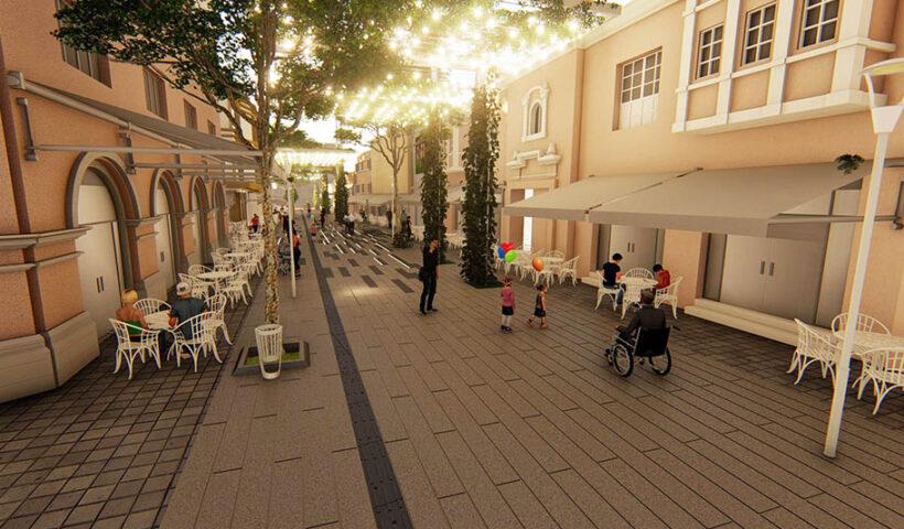 Ejecutivo aprobóuna guíapara que los restaurantesy afines usen de manera temporal los espacios públicos