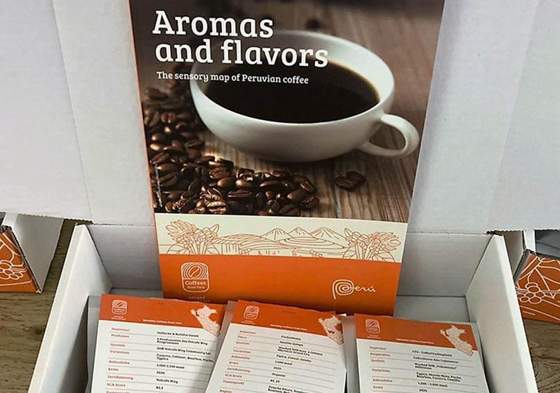 """Campaña """"Aromas y sabores"""" hace brillar a cafés especiales del Perú en Alemania y Polonia"""