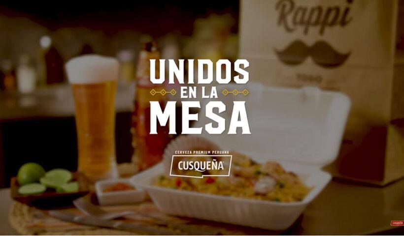 Cusqueña y Rappi se unen para beneficiar a más dos mil negocios gastronómicos