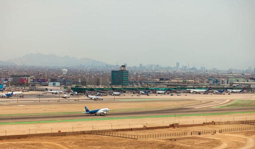 Construcción nueva pista aeropuerto
