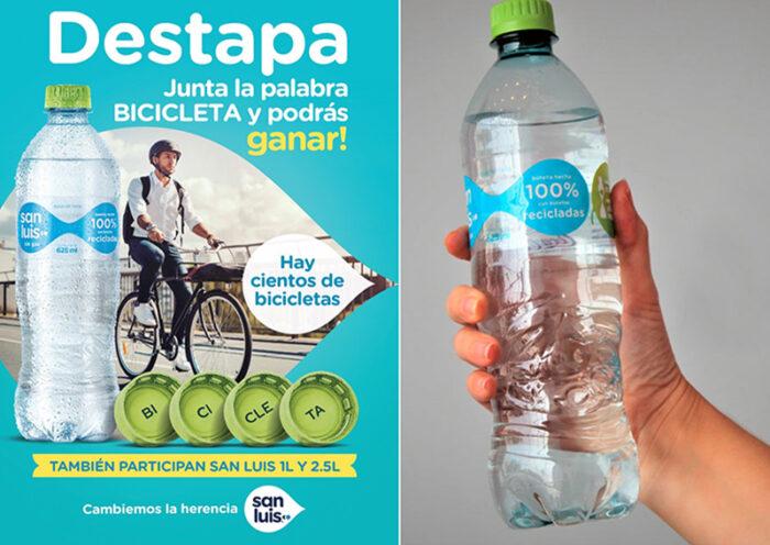 San Luis apuesta por la movilidad sostenible regalando bicicletas