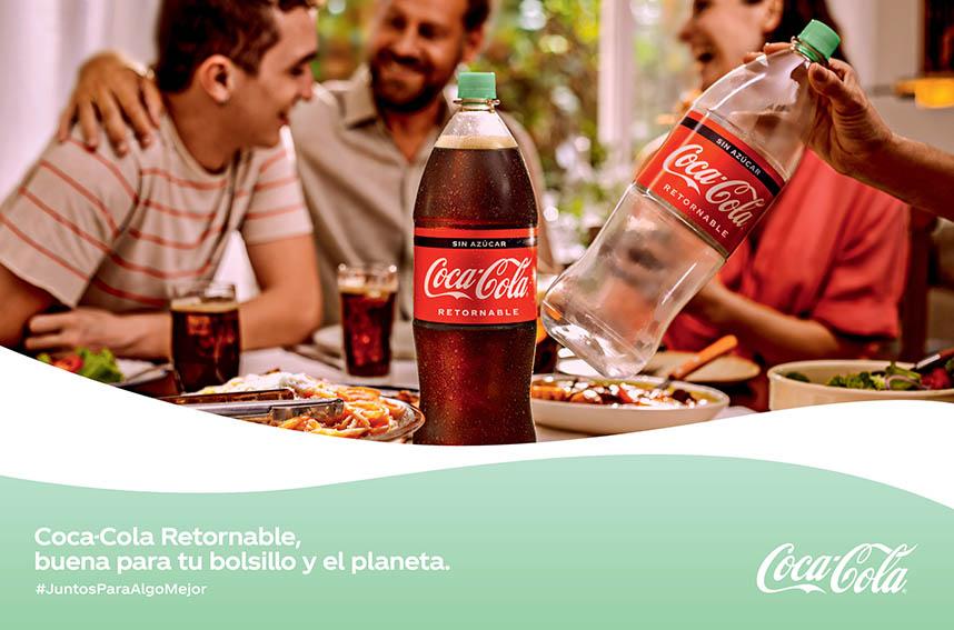 Coca Cola retornable
