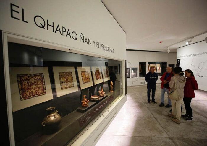 El Ministerio de Cultura reabre el Museo Pachacamac y el Complejo Arqueológico Mateo Salado a partir del martes 6 de abril.