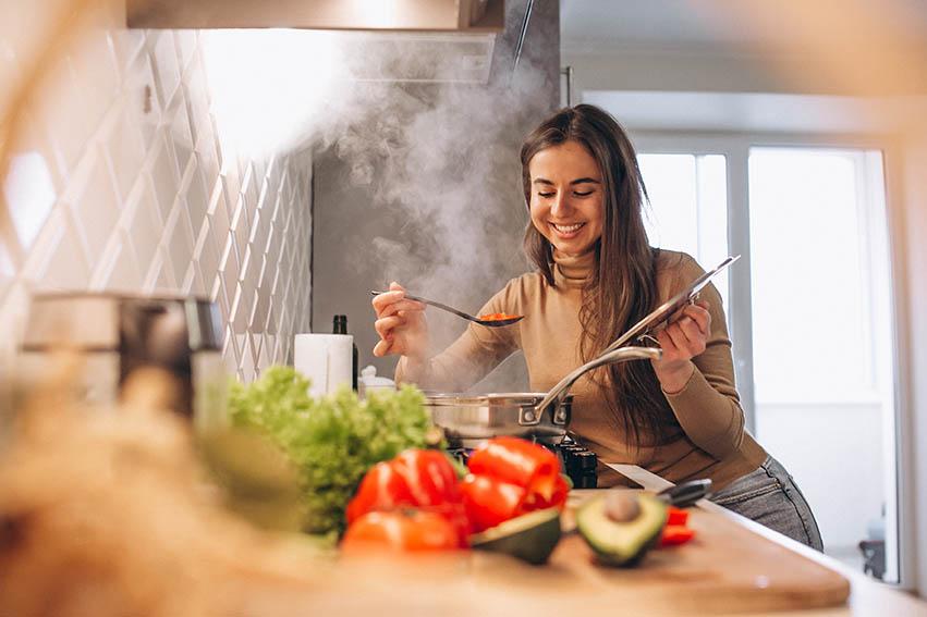 Cuatro consejos para reducir el sodio en las comidas