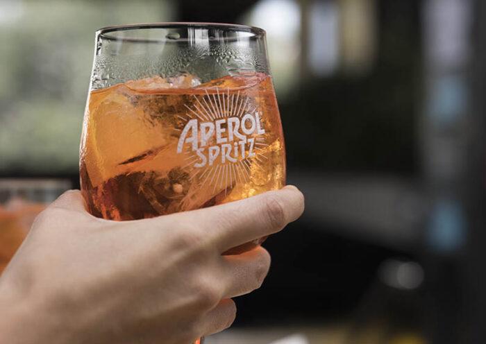 Aperol Spritz busca impulsar nuevamente la reactivación gastronómica