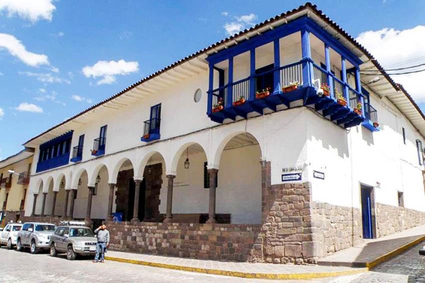 Unesco le otorga el Escudo Azul a la casa del Inca Garcilaso de la Vega