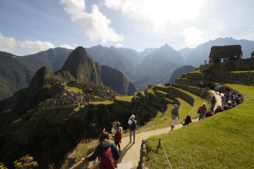 Machupicchu, ha sido incluida en la lista de 51 lugares más bellos del mundo de la prestigiosa revista internacional Condé Nast Traveler.