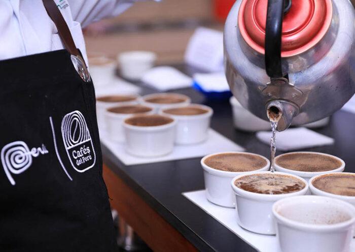 Plan Copesco Nacional inaugura obra para impulsar la ruta del café en Villa Rica