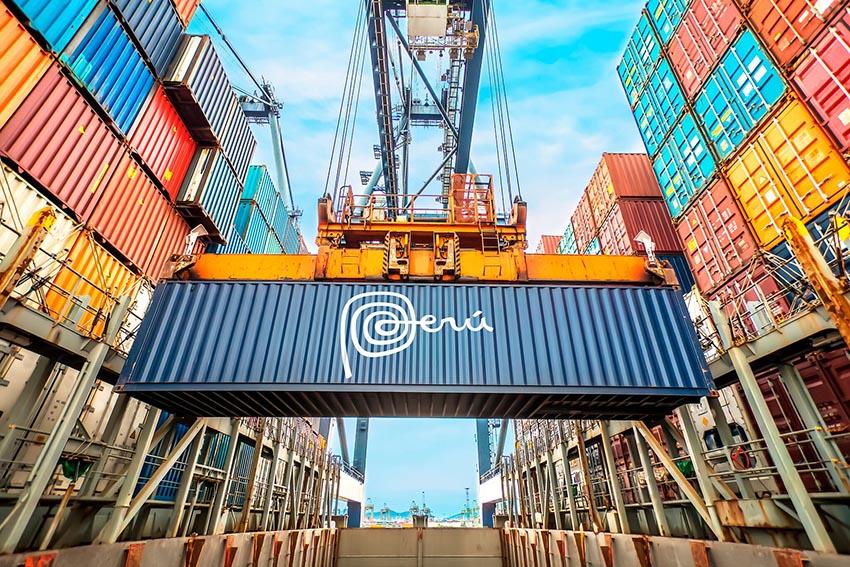 Exportaciones peruanas superan niveles pre-pandemia